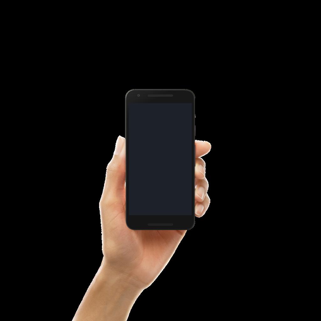 Adult Hand 2 - Nexus 5x
